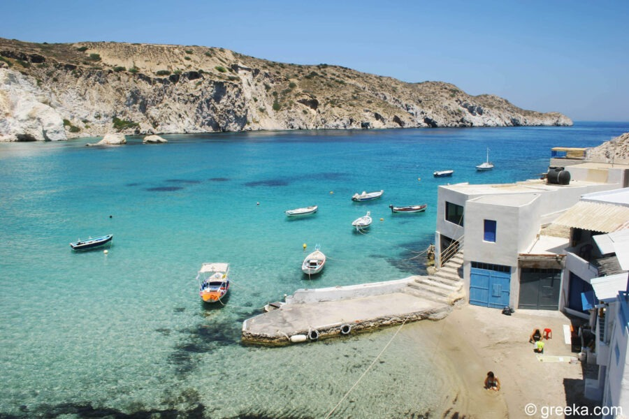 You are currently viewing Milos: Unique stays at a fisherman's house